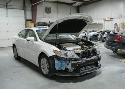 Automotive Collision Repair Service in Knightdale NC at Johnson Auto Body